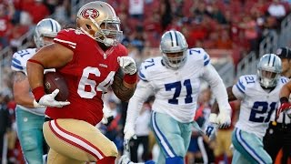 Cowboys vs. 49ers highlights - 2015 NFL Preseason Week 2