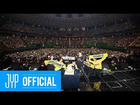 GOT7 ♥ I GOT7 5TH FAN MEETING  축구왕을 꿈꾸며 '날아라 갓세븐' DVD & BLU-RAY PREVIEW