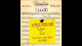 P  Ramlee - Kata Dari Kalbu (L. Ventura-HM Rohaizad) - OST Merana - 1954