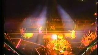 "REBECCA (レベッカ) ""Raspberry Dream"" 大阪マリンフェス'87 のステー..."