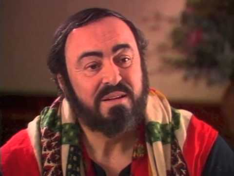 Pavarotti and Lindsay Perigo: Full Interview, Sydney 1991