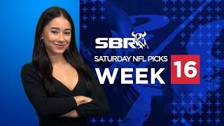 Saturday's NFL Picks and Predictions | Week 16 NFL Odds