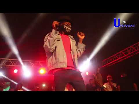 Woow!!! Mugeez and Omar Sterling's incredible performance at Pent Hall Week Celebration