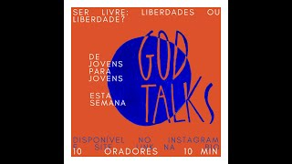 GOD TALKS 2020 | #4 Francisco Príncipe Almada