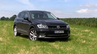 2016 VW Tiguan 2.0 TDI 4Motion (150 HP) TEST DRIVE