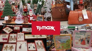 TJMAXX SHOPPING/ COME WITH ME!!!