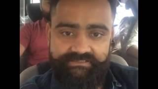 Amrit Mann ne Dasyia Kyun Nimrat Khaira Usnu Bahut Sohni Lagdi aa n