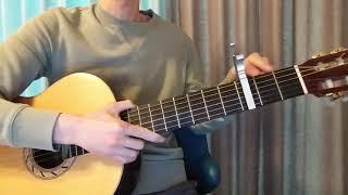 Gims Maluma Hola Senorita Maria guitar tutorial.mp3