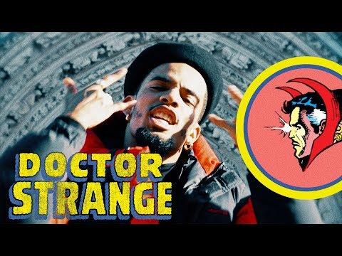 Youtube: KillASon – Dr.Strange I MARVEL Freestyle #1