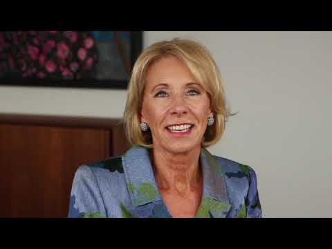 Secretary DeVos on Hispanic Heritage Month