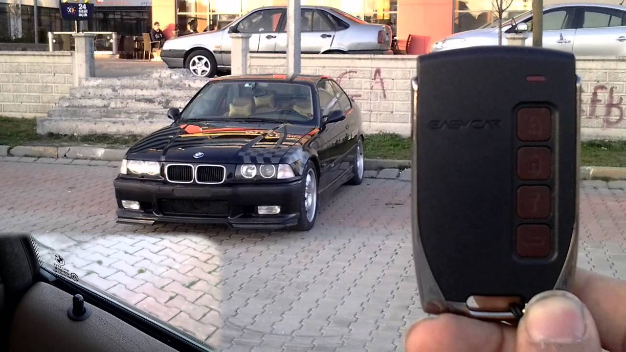 bmw e36 keyless go entry remote start stop alarm. Black Bedroom Furniture Sets. Home Design Ideas