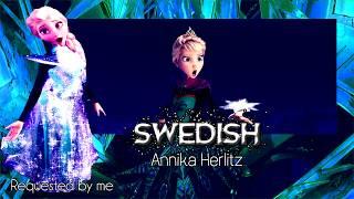 Frozen | Let It Go - (Multilanguage with the part you've chosen) - 25 versions