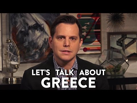 Let's Talk About Greece