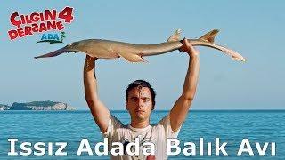 Çılgın Dersane 4: ADA | Issız Ada da Balık Avı