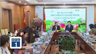 VOV và PRD Thái Lan hợp tác truyền thông