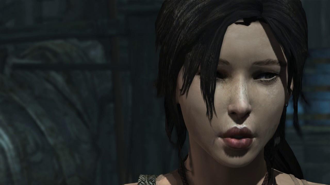 Tomb Raider 2013 Nude mod by ATL BLUE BLOOD v 3.9 Aviatrix