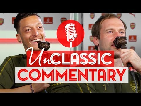 Mesut Ozil & Petr Cech - UnClassic Commentary | Arsenal 1 - 0 Newcastle Utd