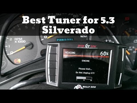 best-tuner-for-5.3-silverado---monitor-your-chevrolet-silverado