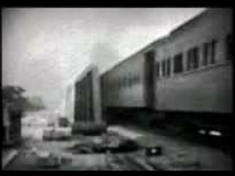 Jakata, Indonesia, 1924- Trains on Java- Tempo Doeloe Travel Video