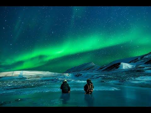 Viaggio in NORVEGIA AURORA BOREALE in HD - Tromsø la città più a nord del mondo