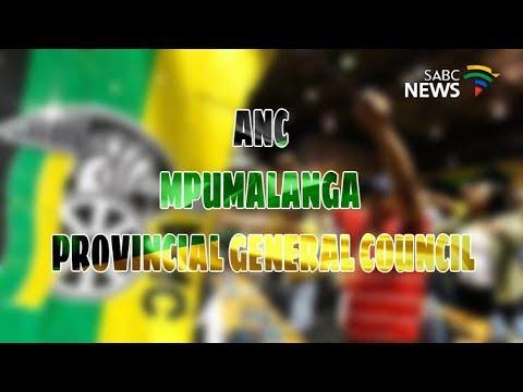 ANC Mpumalanga briefs the media: 06 December 2017