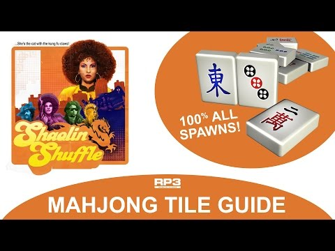 ULTIMATE Guide to the MAHJONG TILES (Shaolin Shuffle) 100% Complete!
