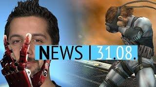 Metal Gear Solid 5: Kein Spiel auf PC-DVD - Guild Wars 2 wird Free2Play - News