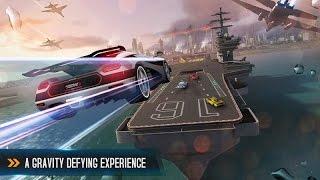 Game Đua xe 3D Asphalt 8 2016 HD