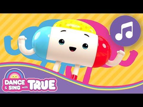 Bingo Bango Dance Party | Dance And Sing With True | True And The Rainbow Kingdom