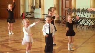 Бальные танцы (открытый урок)