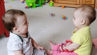 Best videos of Siblings Baby Fun and Fails - Best Funny Siblings Video