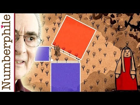 A Mathematical Fable - Numberphile