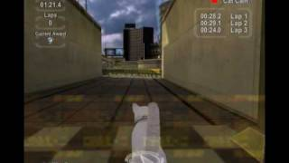 Playing Timesplitters: Future Perfect on PC