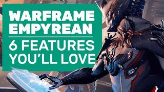 Super Weapons, Railjack Teleportation And 6 Best Features In Warframe Empyrean