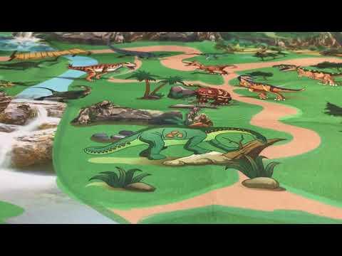 Where Do Dinosaurs Live?