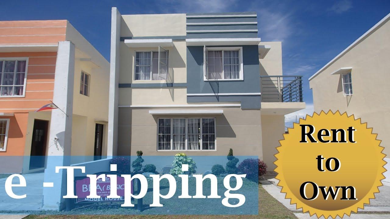 Rent To Own House Mura At Maluwag Na Bahay Sa Cavite Park Infina