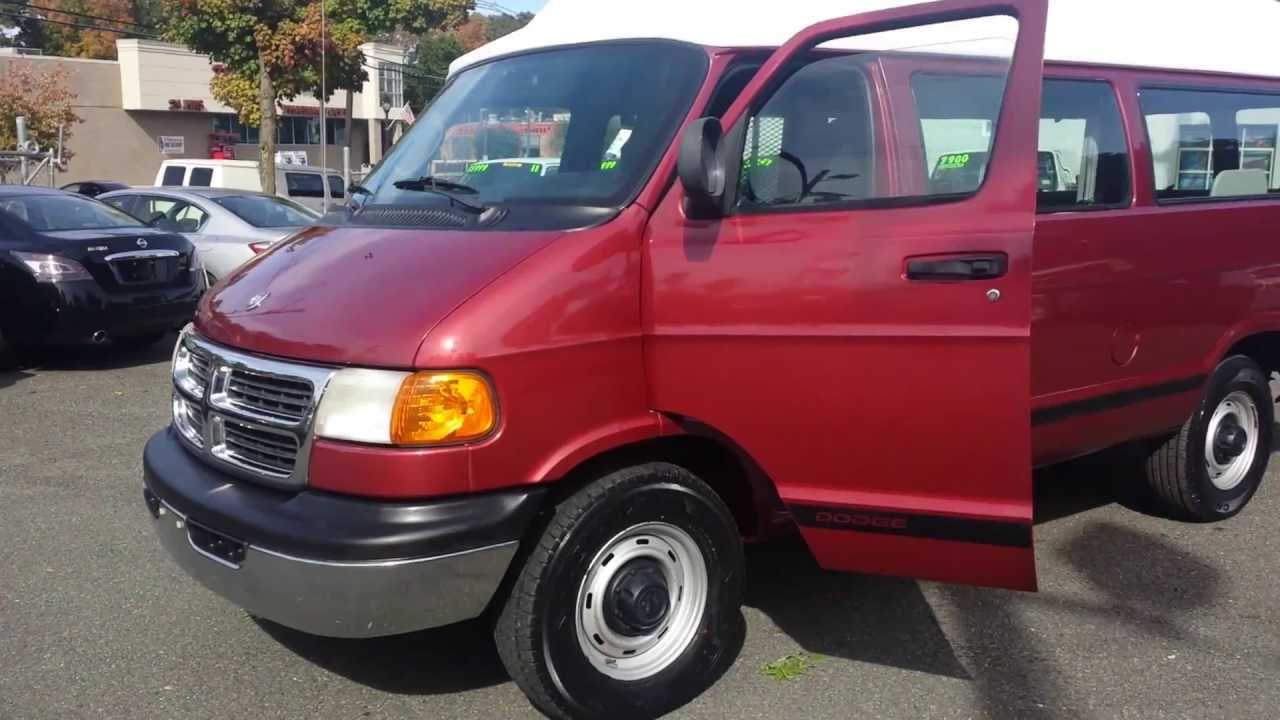2001 Dodge 3500 High Top Handicap Van W Chairlift Virtual Tour