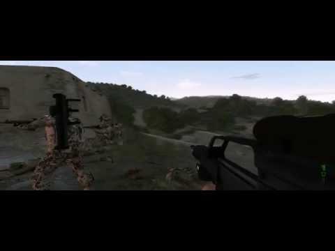 FschJgBtl. 323 - Operation Point Lima: Der General