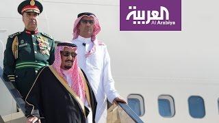 الملك سلمان في زيارة رسمية للأردن قبل القمة العربية