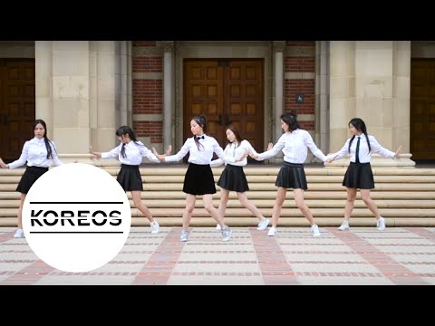 [Koreos] GFRIEND 여자친구 - Rough  시간을 달려서 Dance Cover