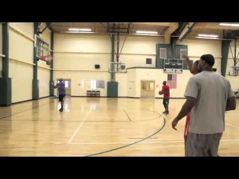 Kevin Durant & LeBron James Workout!