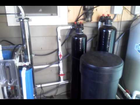 Whole House Reverse Osmosis System Youtube