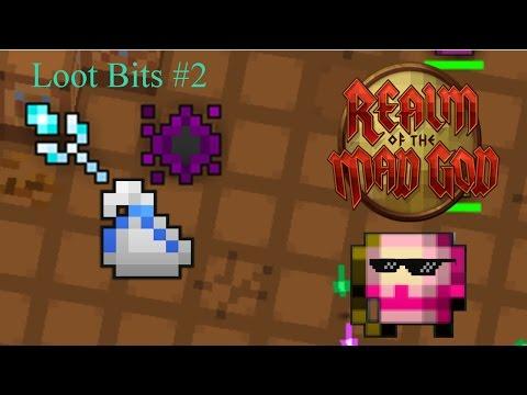 RotMG - Loot Bits #2 (w/Gem drop!)
