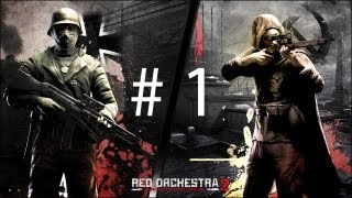 Red Orchestra 2 Heroes of Stalingrad Multiplayer Gameplay Part 1