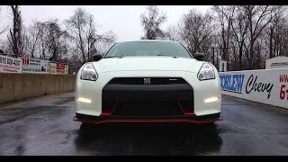 2015 nissan nismo gt r first drive review the dragstrip autocross