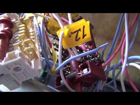 Замена регулятора духовки на электроплите Hansa ремонт электроплиты