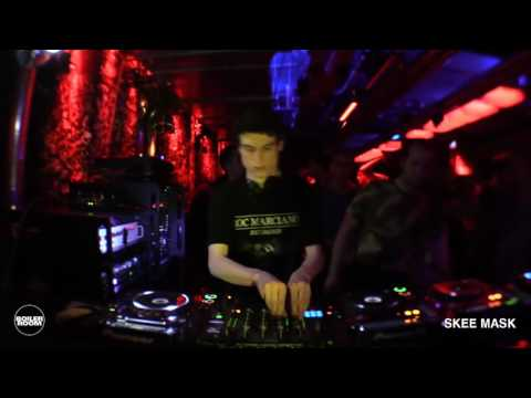 Dub: Skee Mask Boiler Room Munich DJ Set