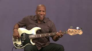 Nathan East's Tips for Playing Bass with Feel