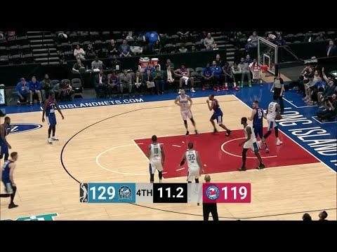 Dzanan Musa (20 points) Highlights vs. Lakeland Magic