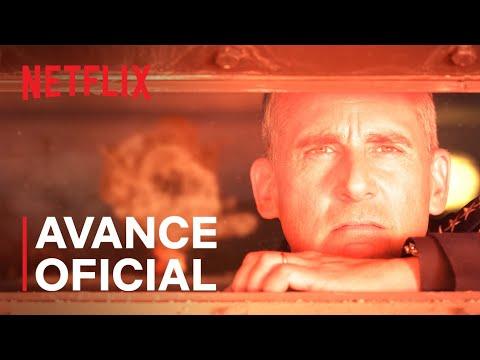 Fuerza Espacial | Avance oficial | Netflix